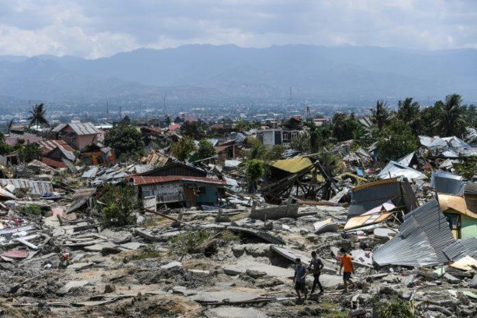 Sulawesi,Nachrichten,Tsunamikatastrophe,Indonesien, Ausland,Unwetter