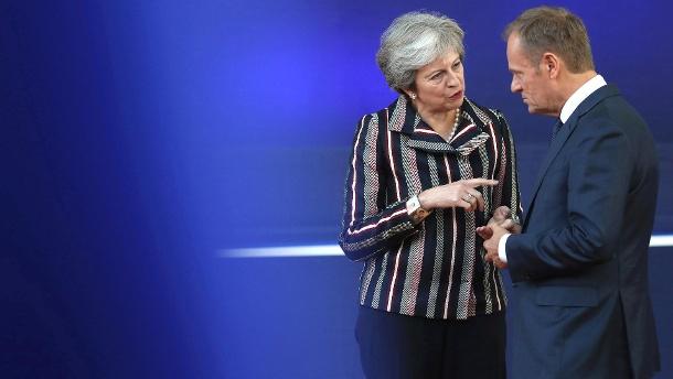 Brexit-Deal,Theresa May,Politik,Ausland,EU-Gipfel,EU,Großbritannien,Nachrichten,News,Aktuelles,