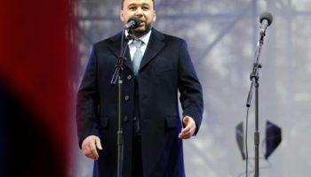Ukraine,Denis Puschilin , Donezk,Ausland,Außenpolitik,Russland,Nachrichten,Presse,Wahlen