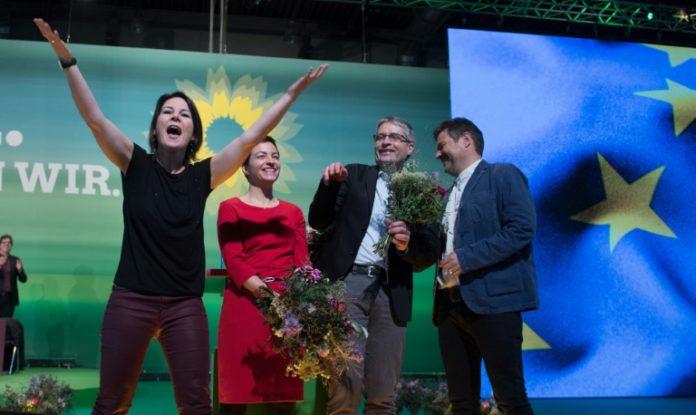 Europa-Parteitag,Leipzig,Politik,Nachrichten,Wahlen