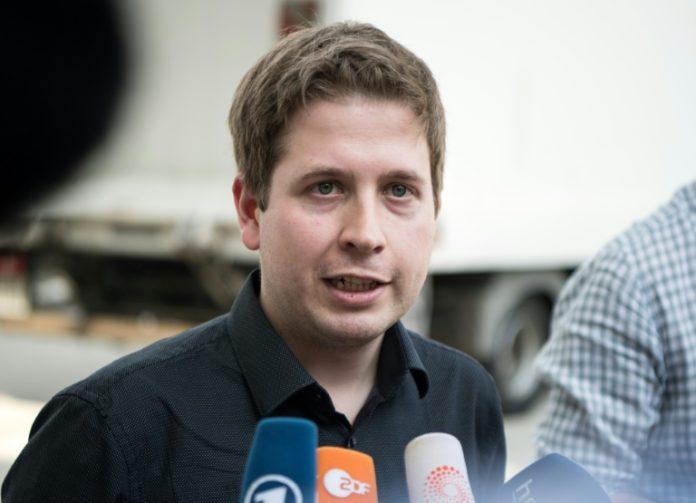 Großen Koalition,SPD-Parteitag,Politik,Nachrichten,Berlin,Kevin Kühnert ,