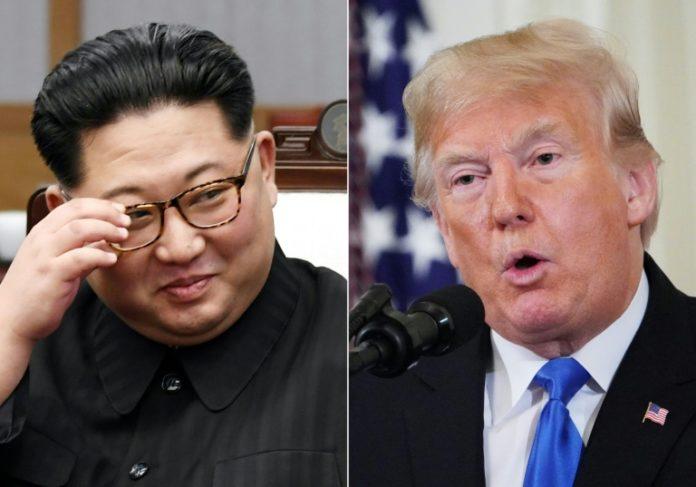 Kim Jong Un,Donald Trump,Außenpolitik,Nachrichten,Ausland,News,Presse,Aktuelles,Nordkorea,Denuklearisierung