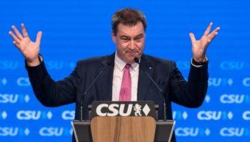 Markus Söder,Berlin,Politik,Nachrichten,News,Presse,Aktuelles,CSU-Vorsitz