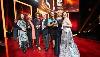 Hamburg/Essen, Auszeichnung, Celebrities, Frauen, GOLDENE BILD der FRAU, Bild, Tanja Hock, People, Soziales, Panorama