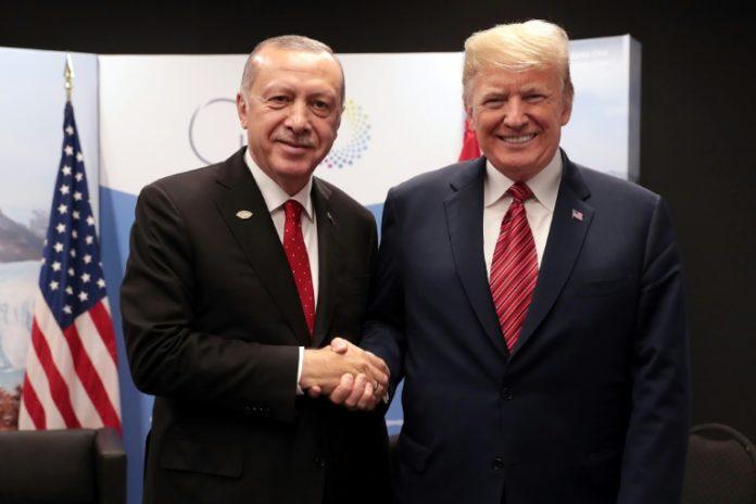 Syrien,Washington , Ankara,Recep Tayyip Erdogan,Präsident ,Donald Trump,Ausland,Außenpolitik