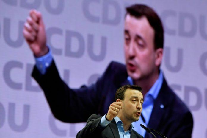 Paul Ziemiak , CDU,Partei,Hamburg,Politik,Nachrichten,News,Presse,Aktuelles