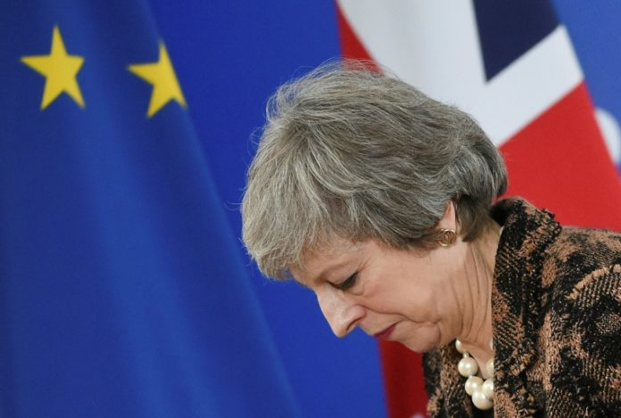 Theresa May,London,Politik,Außenpolitik,Brexit-Referendum ,Brexit,News,Presse,Aktuelles