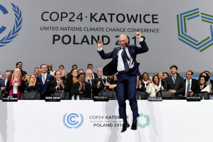 UN-Klimagipfel,UN-Klimakonferenz,Klima,Umwelt,News,Presse,Aktuelles,Pariser Klimaabkommen,Kattowitz ,Michal Kurtyka
