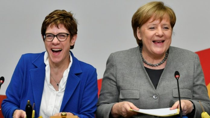 Migrationspolitik,Politik,Berlin,AKK,Annegret Kramp-Karrenbauer,News,Presse,Nachrichten,Aktuelles