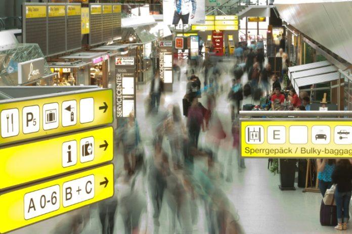 Flughafen, Tegel ,Berlin,Schönefeld,News,Presse,Aktuelles,Warnstreik,Verdi