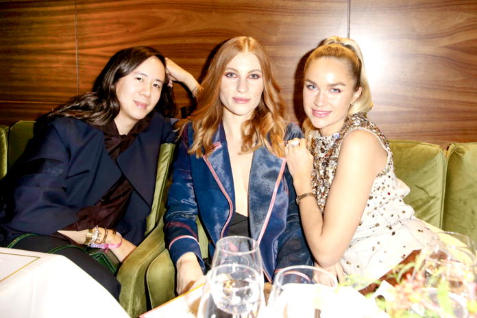 Grazia Fashion Dinner 2019 ,Berlin ,Berliner Fashionweek,Mode,Fashion,Beauty,,Berlin,News,Presse,Aktuelles,Nachrichten,Grazia