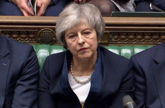 Theresa May,Brexit,Jeremy Corbyn ,Ausland,Außenpolitik,Nachrichten,Presse,Aktuelles,London