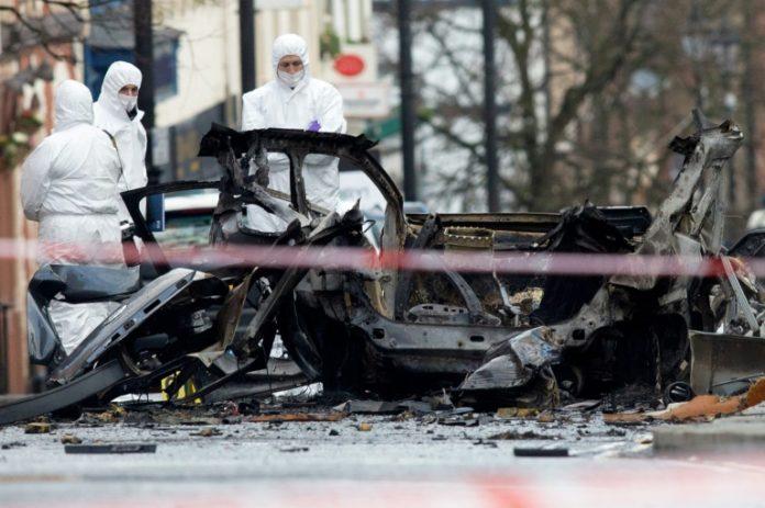 Derry,Nordirland,Autobombe,News,Presse,Aktuelles,Nachrichten