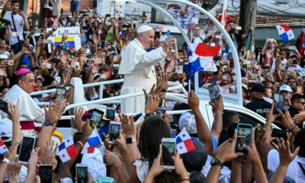 Papst Franziskus,Panama,Weltjugendtag,Kirche,News,Presse,Aktuelles,Nachrichten