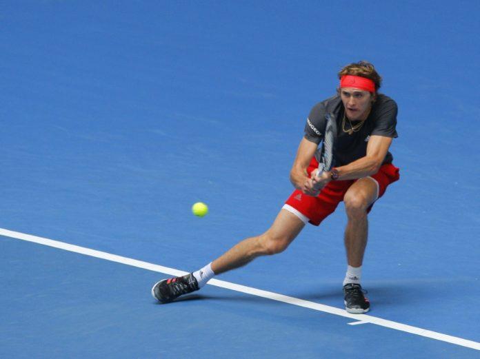 Australian Open,Sport,Tennis, News,Presse,Aktuelles,Nachrichten,Alexander Zverev