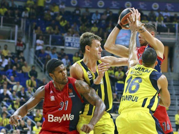 Bundesliga,Bayern München,Basketball-EuroLeague,Basketball,EuroLeague,Sport,News,Presse,Aktuelles,Nachrichten