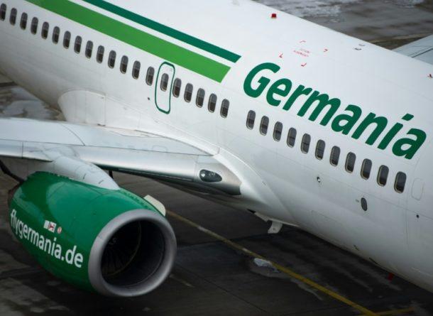 Germania,Flugzeug,Luftverkehr,Insight,Pleite,News,Presse,Aktuelles,Medien,Nachrichten