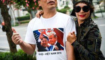 Präsident Donald Trump,Außenpolitik,Gipfeltreffen in Hanoi
