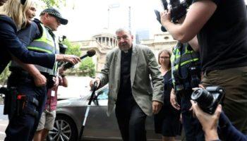 Kindesmissbrauch,Rechtsprechung,George Pell