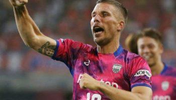 Lukas Podolski, Fußball,Sport,Nachrichten