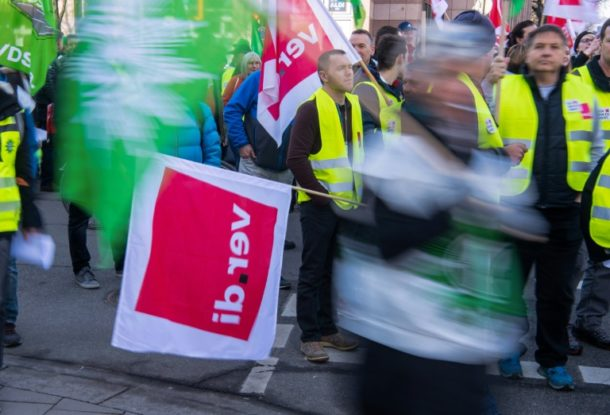 Gewerkschaft,Verdi,öffentlichen Dienst