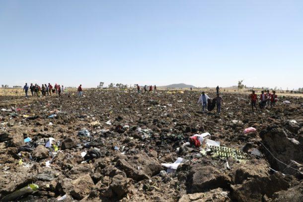 Ethiopian Airline,Äthiopien,News