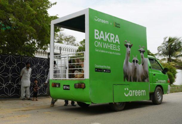 Uber kauft Nahost-Konkurrenten Careem für 3,1 Milliarden Dollar