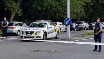 Terrorist,Australien,Christchurch