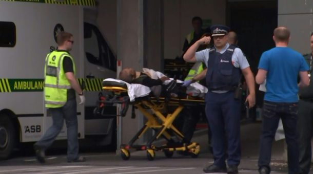 Polizei,Christchurch,Nachrichten