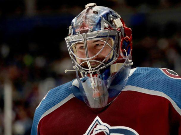Philipp Grubauer,NHL,Eishockey