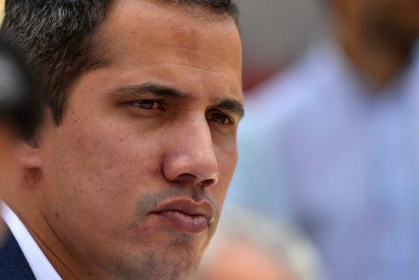 Ausland,Außenpolitk,Juan Guaidó
