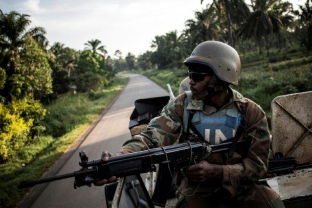 UNO,Kongo,Friedensmission Monusco