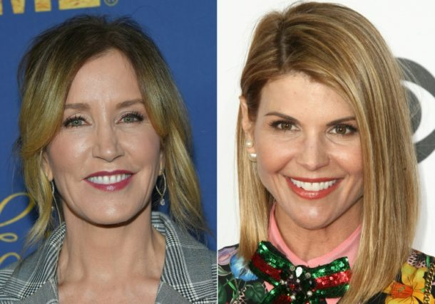 Lori Loughlin ,Felicity Huffman,People