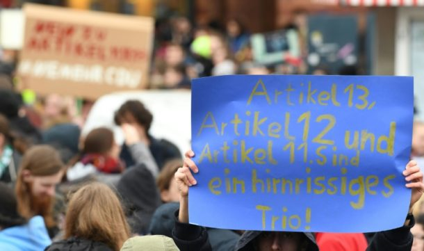 Urheberrechtsreform,EU,Nachrichten