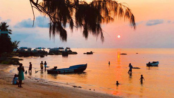 Thailand,Indonesien,Urlaub