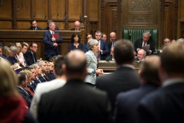 Brexit-Vertrag,Außenpolitik,London