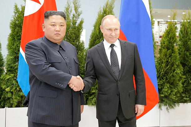 Wladiwostok,Wladimir Putin,Kim Jong Un