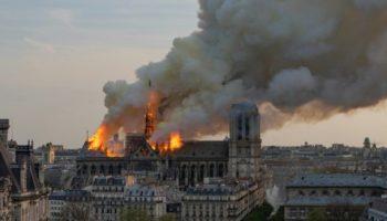 Notre-Dame,Paris,Emmanuel Macron