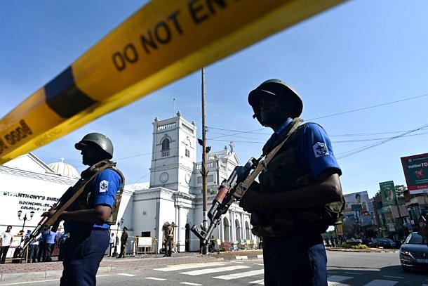 Islamisten,Anschläge,Sri Lanka