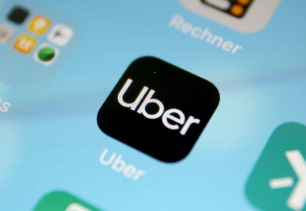 Börsengang,Uber,Finanzen