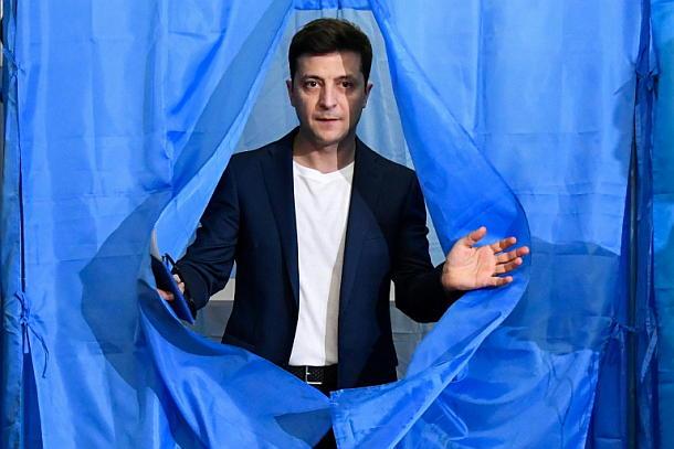Wahlen,Ukraine,Wolodymyr Selenskyj,