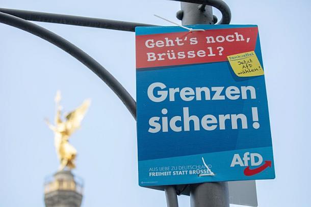 Europawahlen,AfD,Politik,Presse,News