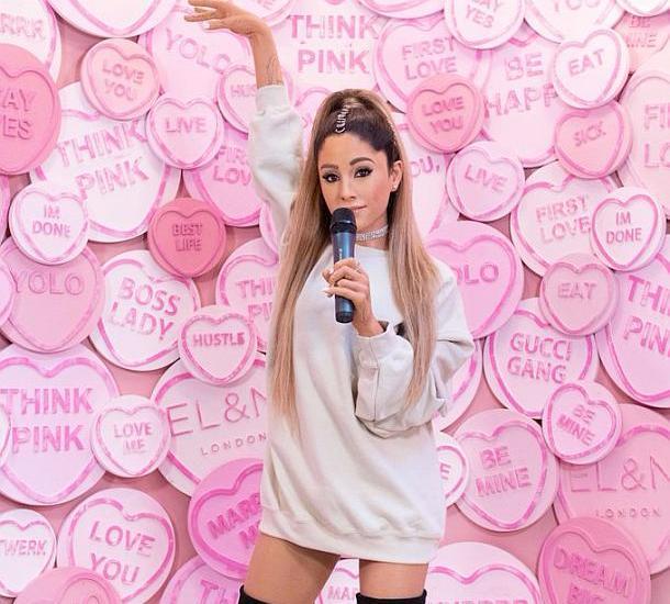 Ariana Grandes,Netzwelt,Starnews