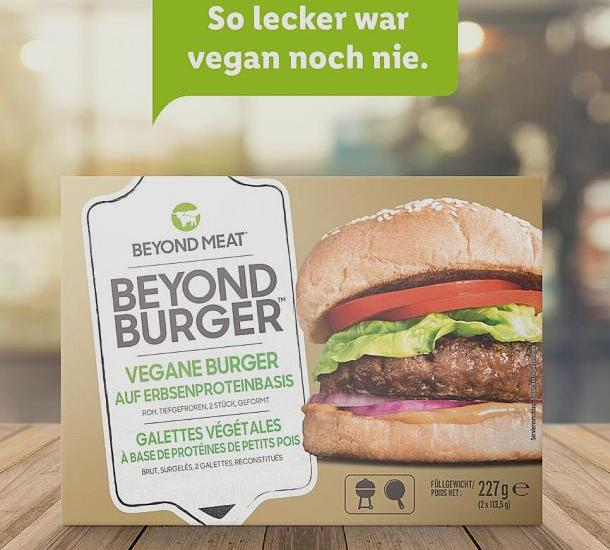 Beyond Meat Burger,Presse,News,Essen