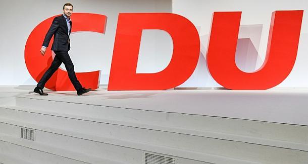 CDU,Paul Ziemiak,YouTuber Rezo