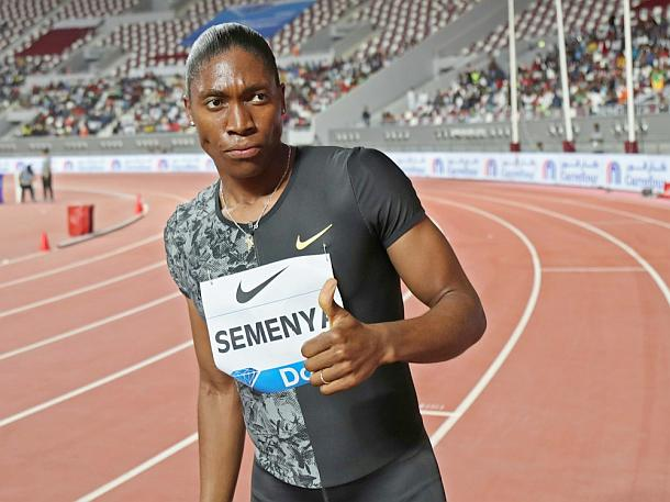 Diamond League- Semenya läuft in Stanford die 3000 Meter