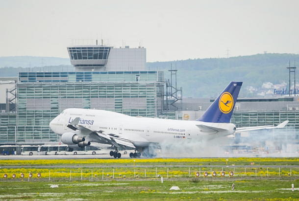 Frankfurter Flughafen,Presse,News
