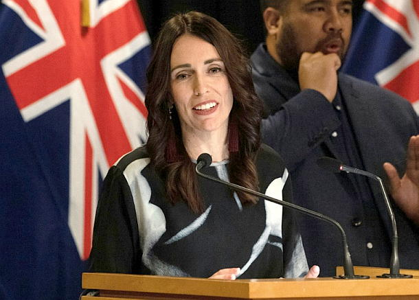 Jacinda Ardern,Presse,News