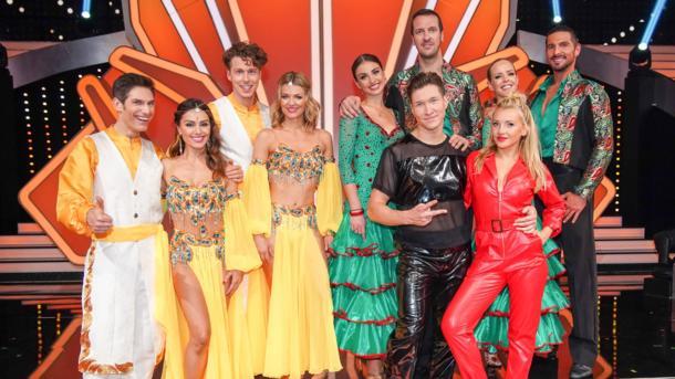 Let's Dance,RTL,Fernsehen,Medien