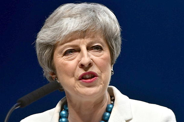 Theresa May,Brexit,Presse,News